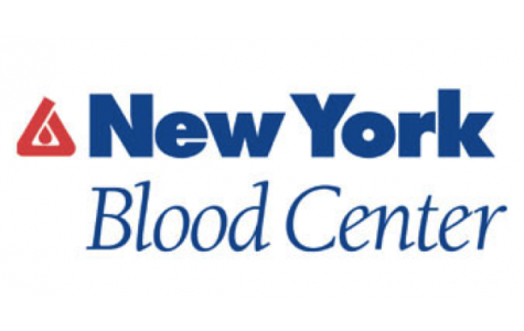 The New York Blood Center hosts the blood drives at the Carle Place High School