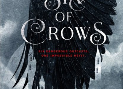 Official book cover of Six Of Crows
