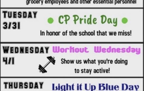 Carle Place's Virtual Spirit Week