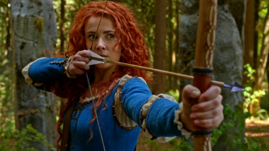 Once Upon a Time (season 5): Merida