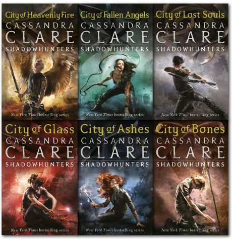Photo taken from: http://debrasbookcafe.blogspot.com/2018/09/series-review-mortal-instruments-by.html.