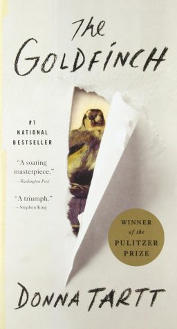 The Goldfinch: A Phantasmagoria