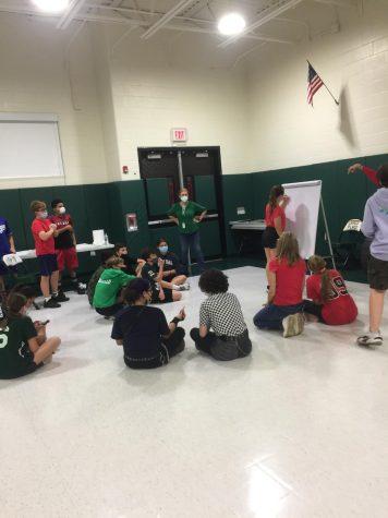Middle School Activity Night